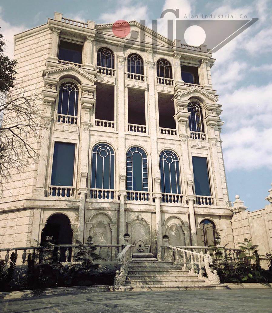 ویلای جمشیدیه ( تاریخی )