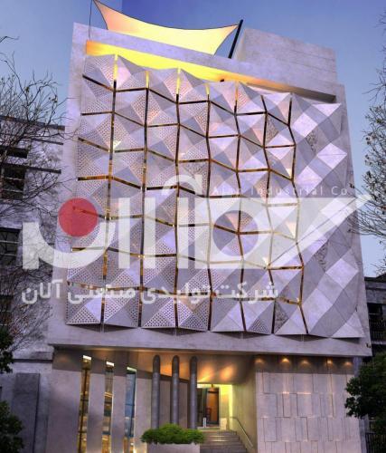 پروژه : آزمایشگاه دکتر اجتهادی ( مشهد )